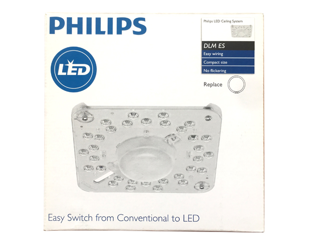 หลอด LED CERTAFLUX DLM ES 19W WARM WHITE PHILIPS